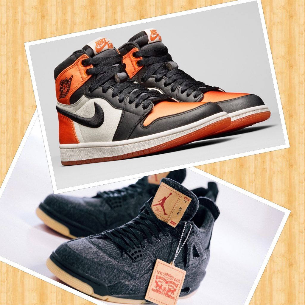 fb689b8b752 ... Jordan 1 Satin Shattered Backboard, and the Jordan 4 Levi's will Be  Dropping. Those 2 pair are pick up, skip work type of sneakers I would love  to have ...